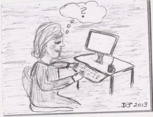 cartoon me at keyboard 001