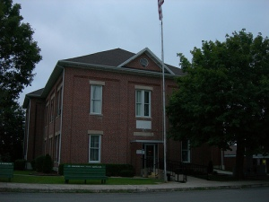 Marble hill courthouse